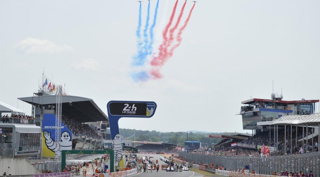 Italian-Endurance.com - Le Mans 2015 - Start_aerei