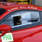Bourdais on Ferrari