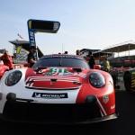 Porsche New Livery
