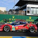 Ferrari AF & crew